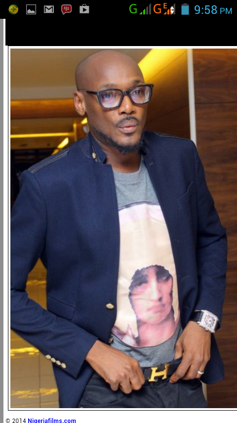 I Have No Issue With Mikel Obi --2Face