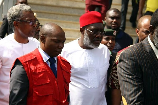 Destruction of evidence: Metuh gets  N300m bail