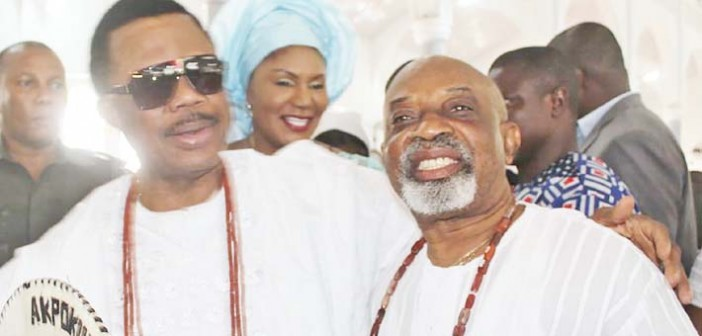 Anambra stands still as Ngige buries father