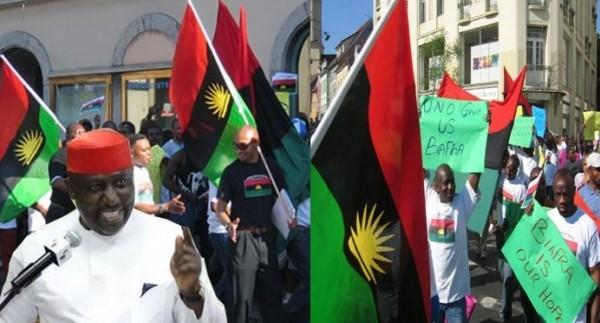 Image result for okorocha vs biafra