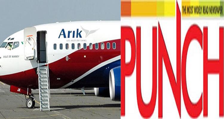Arik Loses N20bn libel suit against PUNCH