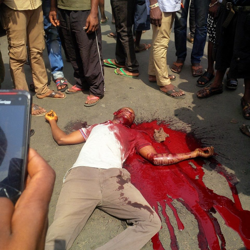 Pro-Biafran Protest Turns Bloody In Aba
