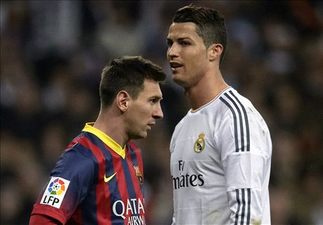 I Enjoy A Better Relationship With Messi Now Though He's Owing Me -Ronaldo