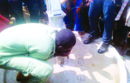 Corps Member Bags Chieftaincy Title For Constructing Borehole, Library In Ebonyi