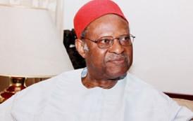 Anyaoku Weeps For NIGERCEM