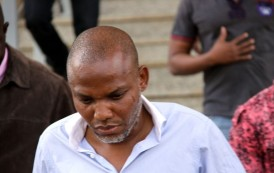 Kanu Knows Bail Fate March 25