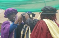 Okorocha Invests Innoson As IMSU Chancellor At Institution's 7th Convocation Ceremony