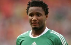 Siasia Explains His Love For Mikel Obi