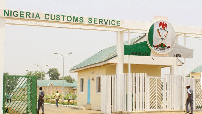 Customs Impound Contraband Valued N1.59bn
