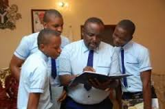 Education Is My Greatest Gift To Imo  --- Rochas