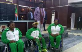 Okorocha  Rewards Paralympians With Car And Cash