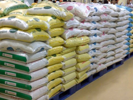 Bag Of Rice May For N40 000 By December Minister