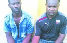 Police Nab Suspected Serial Car Thief In Aba