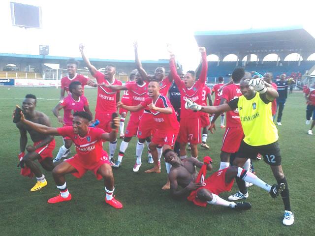 Ifeanyi Ubah FC Wins 2016 Federation Cup
