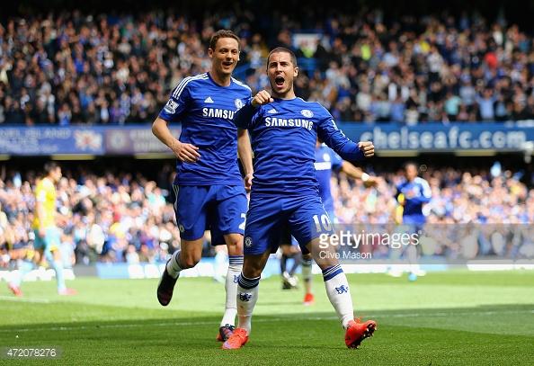 Bizzare As Chelsea Fans Lavish Money Over Everton