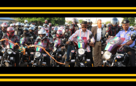 Anambra Launches New Security Programme, Police To Patrol On Smart Motorbikes
