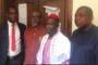 Nnamdi Kanu Leaves Kuje Prison