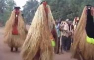 Panic As Masquerades Attack Catholic Seminarian With Machetes In Enugu