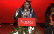 Nigerian Lady Graduates As Overall Best In Rutgers University, New Jersey, USA
