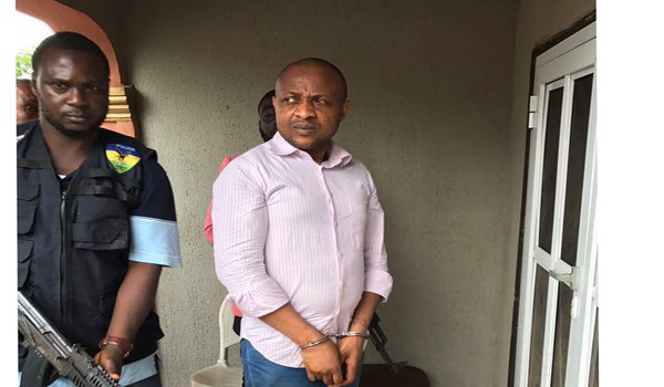 Kidnap Kingpin, Evans, Files Fresh Suit Against Police, Seeks N300m In Damages