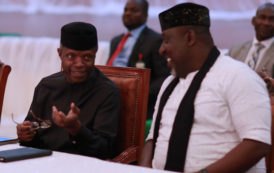 Osinbajo To Governors: Safeguard Lives, Properties