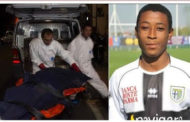 Ghanaian Footballer, Nyantakyi Solomon Allegedly Stabs Mother, Sister To Death In Italy