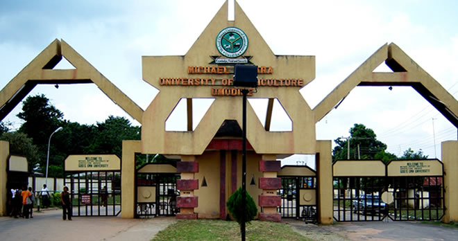 Micheal Okpara University Of Agriculture Suspends Over 400 Staff