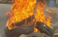 Mob Set Suspected Robber Ablaze In Onitsha