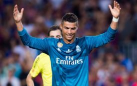 Cristiano Ronaldo to get 12-game ban for pushing referee?