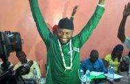 Edochie Emerges DPC Candiate