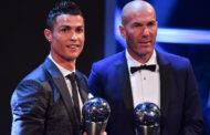 Ronaldo Leads Real Madrid's FIFA Awards Triumph