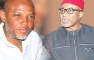 Nnamdi Kanu Is In Abaribe's Custody, FG Tells Court