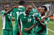 Nigeria Climb To 41 In Latest FIFA Ranking