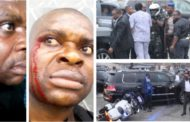 Wike, Amaechi Convoy Clash In Port Harcourt