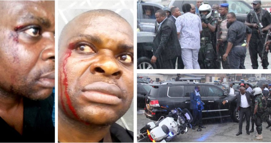 Wike, Amaechi Convoy Clash In Port Harcourt