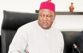 EFCC Arrests Former Senate President Pius Anyim