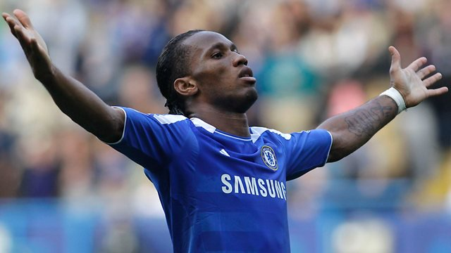 Drogba May Replace Emenalo As Chelsea's Sporting Director