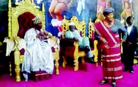 How Imo Monarchs Waited For Liberian President