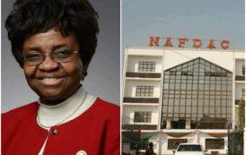 Buhari Appoints Adeyeye As New NAFDAC DG