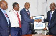 DANA Air Gets IATA Membership Certificate