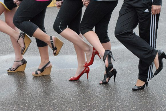 70 Ladies To Participate In Maiden Lagos 4-Inch High Heels Race