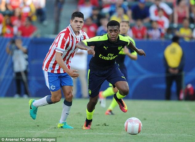 Alex Iwobi Hits Brace As Super Eagles Come From Behind To Maul Argentina