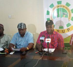 Poly Teachers Begin Nationwide Strike Nov 13