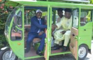 Solar-Powered Vehicles, Tricycle Launched In Nigeria