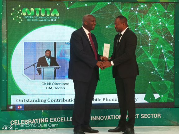 Tecno Mobile Bags Popular Phone Of The Year, Smartphone Of The Year Award