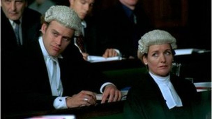 Wigs Off As Britain Ends Courtroom Tradition Of Wigs And Gowns
