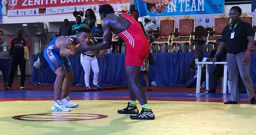 Wike Challenge Cup: 'I Watched Videos, Practice With Pillow To Learn Wrestling'