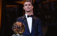 Ronaldo Wins Fifth Ballon d'Or Award