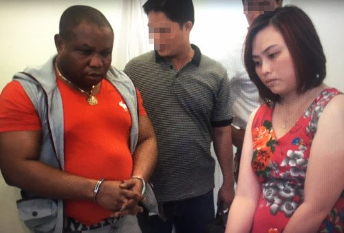 Nigerian Jailed 18 Years In Vietnam For Import Scam