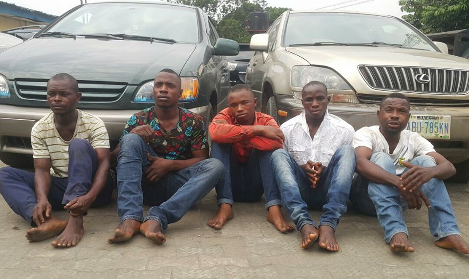 Panel Beater, Others Arrested For Kidnapping In Abia